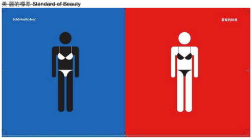 Standard of beauty