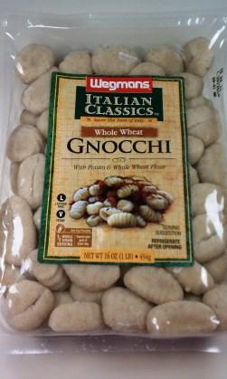 Whole Wheat Gnocchi