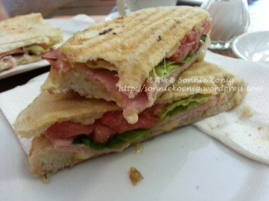 Cafezinho Bar-Ham Panini