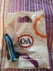 C&A socks