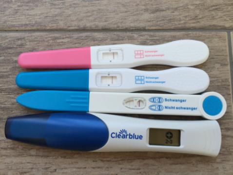 Pregnancy Test 4